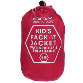Regatta Pack It III Jacket Kids Cabaret